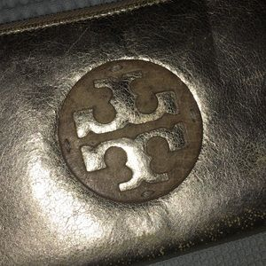 Tory Burch Bags - Well-loved Tory Burch wallet.